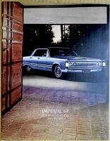 Broschyr Imperial 1967