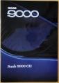 Broschyr Saab 9000 CD 1988