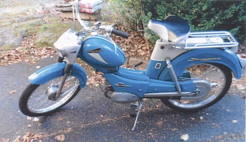 Husqvarna Moped