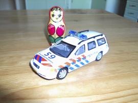 Norsk Polisbil Volvo V70 Skala 1:43