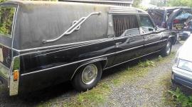 Cadillac Hearse begravningsbil