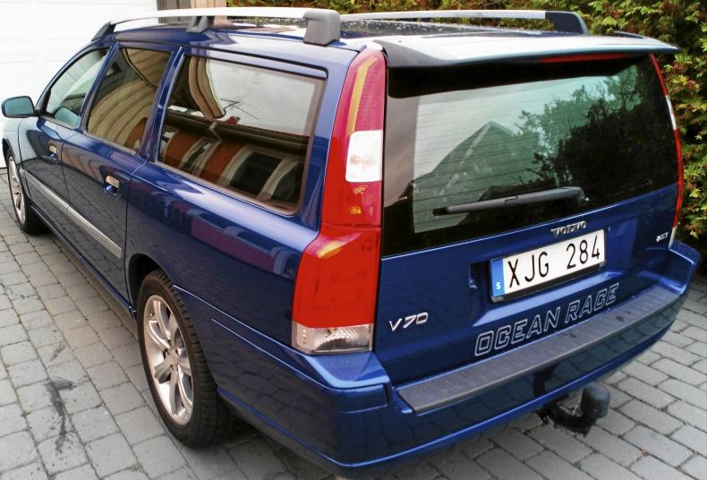 Volvo V70 Ocean Race 2,5 Turbo