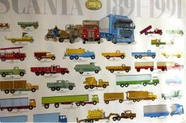Scania-affischer