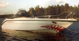Vattenskidbåt