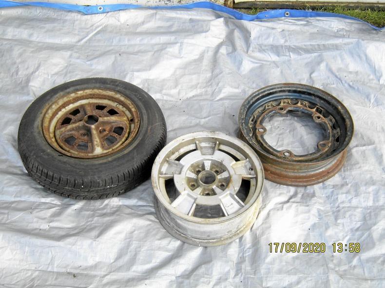 Bildelar från Saab, VW, Opel, Ford, Fiat, Audi