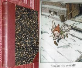 Bok med julalbum