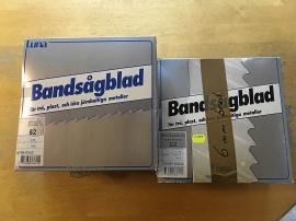 Bandsågblad