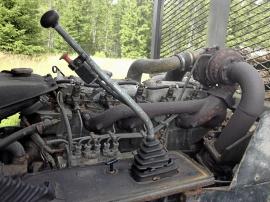 Motor Volvo Td 50