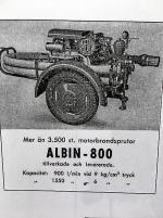 Albin Motorspruta