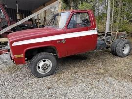 Cheva Pickup