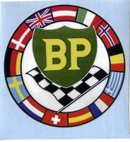 BP racing dekaler