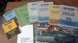 Service handböcker