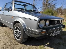 Golf cabrio MK1 GLi 1987
