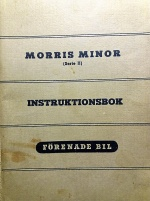 Morris instruktionsbok