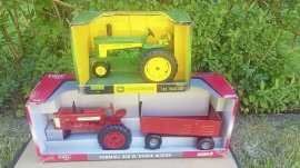 1:16 Traktormodeller