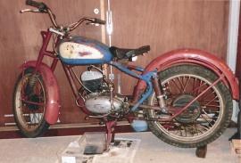 NV 20 150 cc