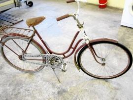 Äldre Cyklar