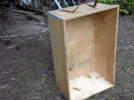 Låda i plywood?