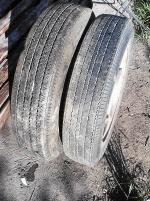 2 st hjul volvo  PV AMAZON