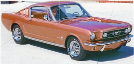 mobile_Ford Mustang Fastback