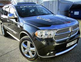 Dodge Durango CITADEL V8 375 HK
