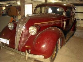 mobile_Hudson Terraplane Sedan, 1937