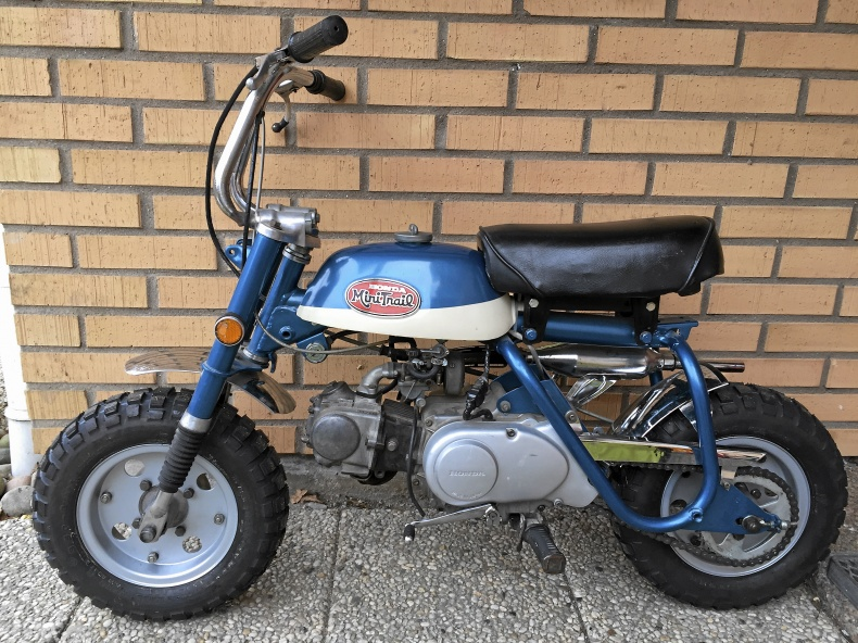 mobile_Honda Z50A K2 Mini Trail Original