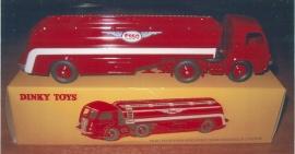 Dinky Toys tankbil