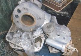 """R-E 350 cc mod """"G"""""""
