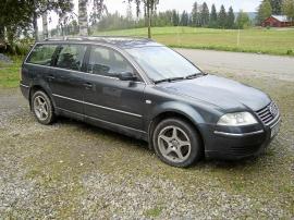 VW Passat 4WD