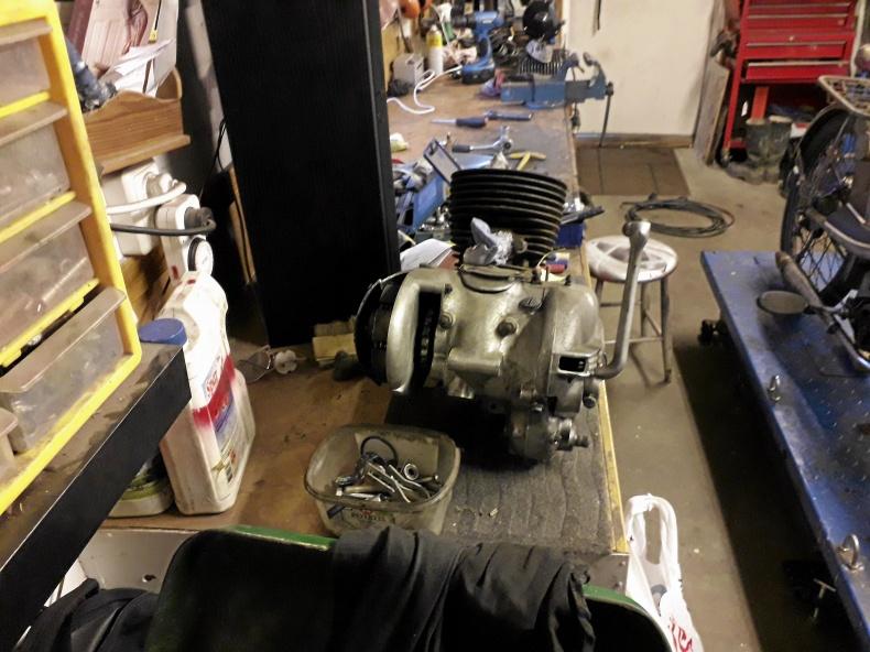 MC motor