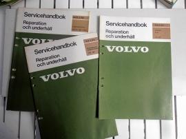 Servicehandbok 2  Volvo 140,164
