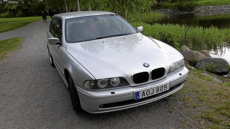 BMW 530 Diesel 245 HP