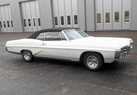Pontiac Grand Prix cab