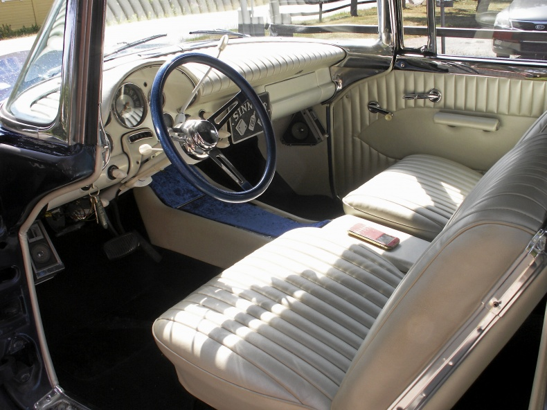 Ford Sunliner Cab