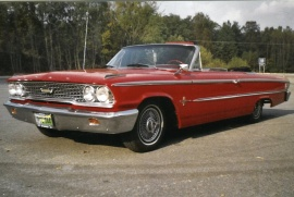 Ford Galaxie XL cab