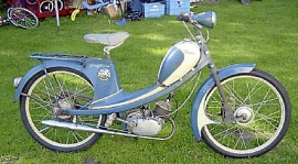 Husqvarna Roulette 1958