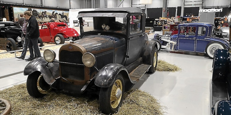 Ford Business Coupe