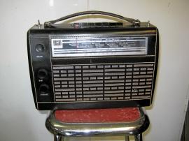 AGA Transistorradio från 60-talet.