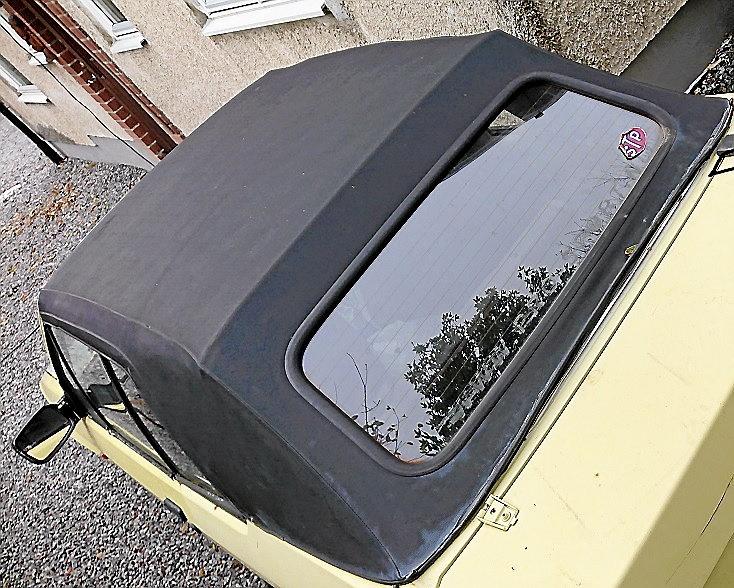 Ford Escort 1,6 Ghia Cabriolet