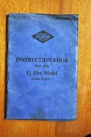 Riley 1.5 RME instruktionsbok