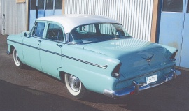 Plymouth Belvedere V8
