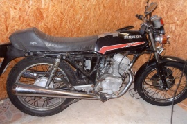 Honda 125T