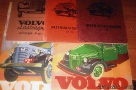 Till Volvo LV Rundnos 40-tal