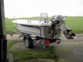 Ryds 480S med trailer