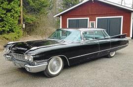 Cadillac Flattop Sedan DeVille