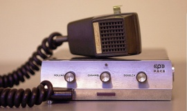 PACE kommunikationsradio för privatradiobandet