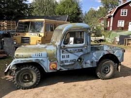 Willys Jeep CJ6H fd militärflyg