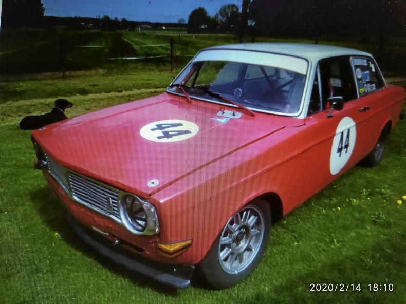 Volvo 142 Historic Racecar