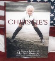 Auktion Marilyn Monroe